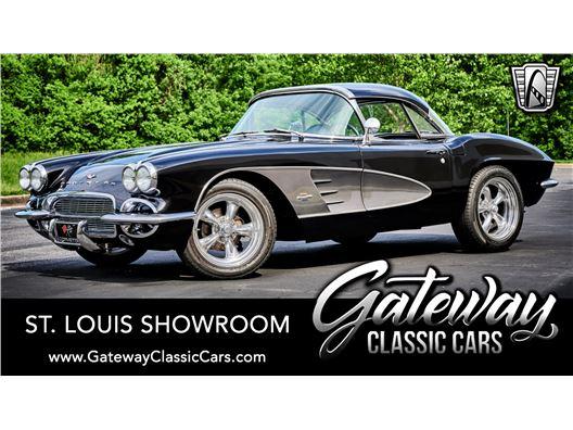 1961 Chevrolet Corvette for sale in OFallon, Illinois 62269