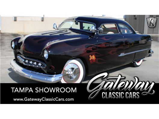 1951 Ford Custom for sale in Ruskin, Florida 33570