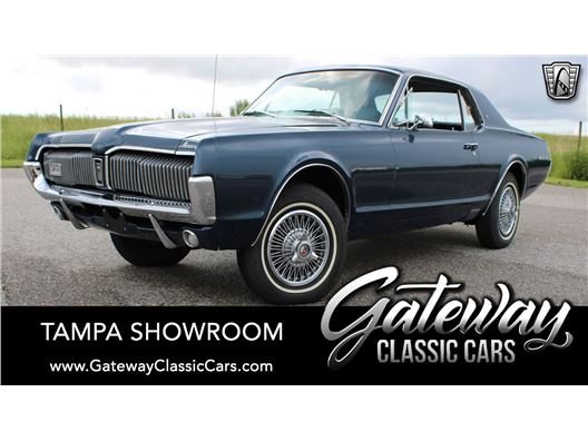 1967 Mercury Cougar for sale in Ruskin, Florida 33570