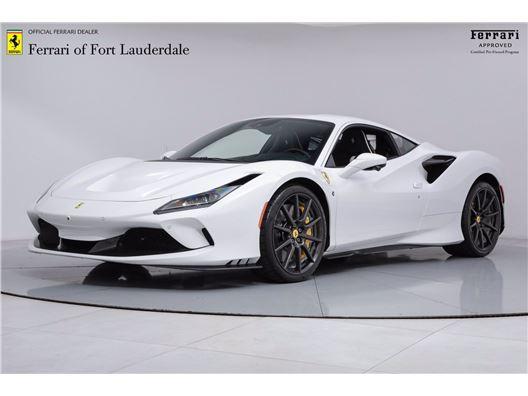 2021 Ferrari F8 Tributo for sale in Fort Lauderdale, Florida 33308