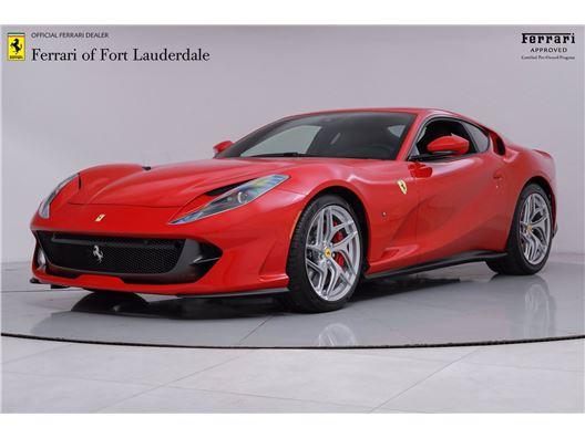 2020 Ferrari 812 Superfast for sale in Fort Lauderdale, Florida 33308
