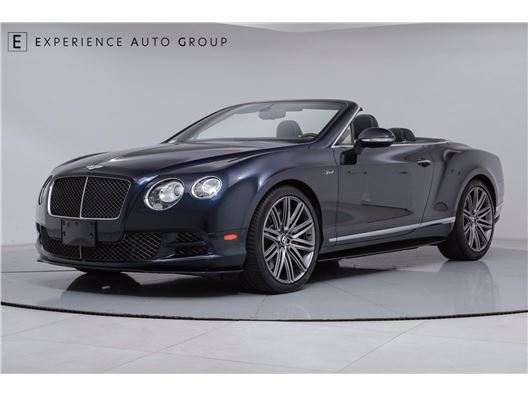 2015 Bentley Continental GT Speed for sale in Fort Lauderdale, Florida 33308