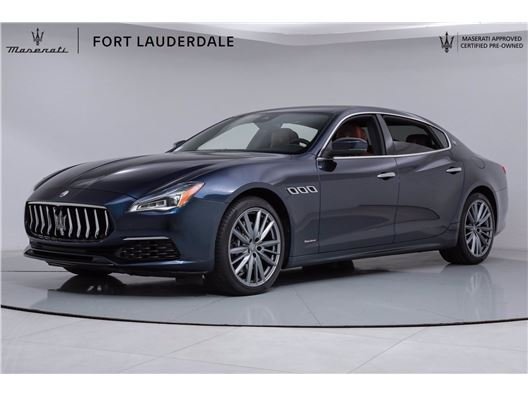 2019 Maserati Quattroporte for sale in Fort Lauderdale, Florida 33308