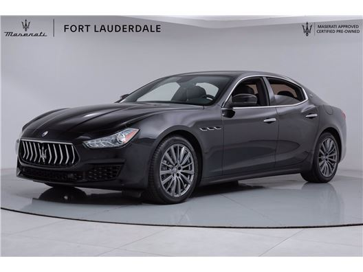 2018 Maserati Ghibli for sale in Fort Lauderdale, Florida 33308
