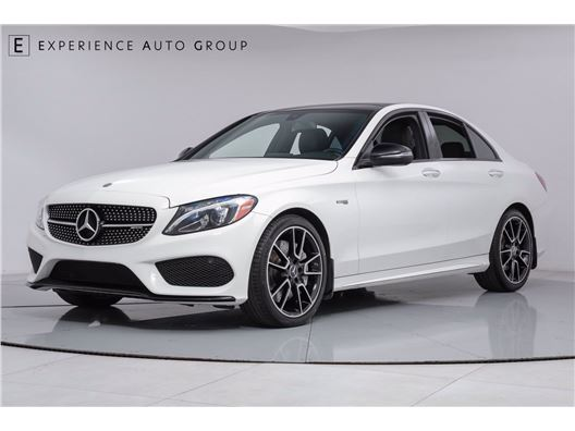 2018 Mercedes-Benz C-Class for sale in Fort Lauderdale, Florida 33308