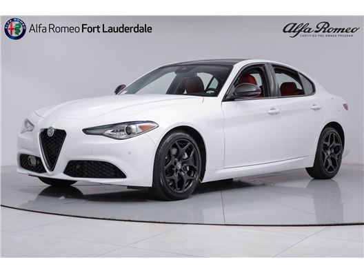 2021 Alfa Romeo Giulia for sale in Fort Lauderdale, Florida 33308