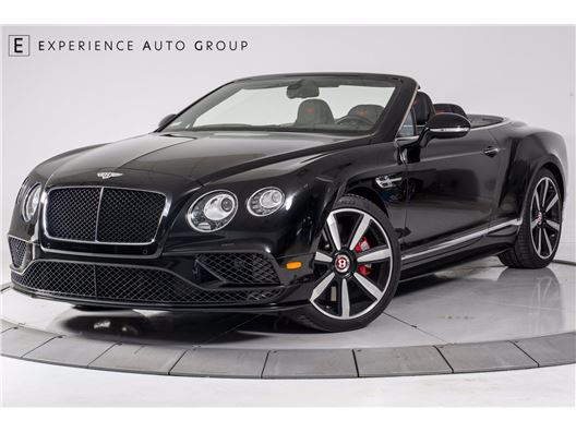 2016 Bentley Continental GT for sale in Fort Lauderdale, Florida 33308