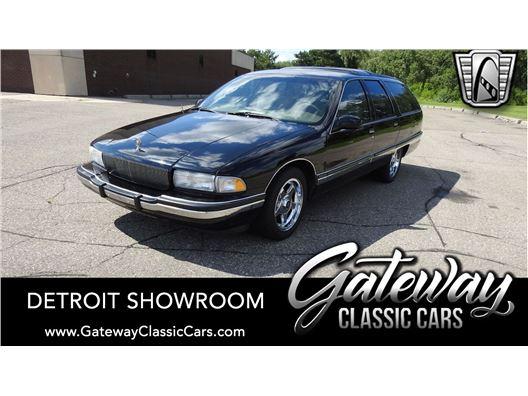 1996 Buick Roadmaster for sale in Dearborn, Michigan 48120