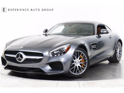 2016 Mercedes-Benz AMG GT for sale in Fort Lauderdale, Florida 33308