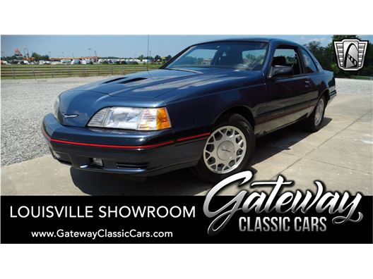 1987 Ford Thunderbird for sale in Memphis, Indiana 47143