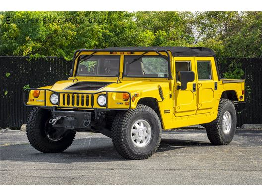 2000 AM General Hummer for sale in Fort Lauderdale, Florida 33308