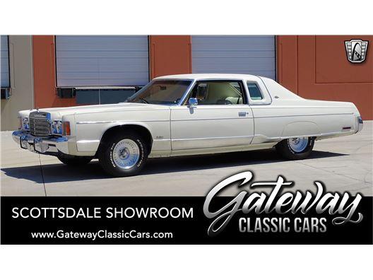 1974 Chrysler New Yorker for sale in Phoenix, Arizona 85027