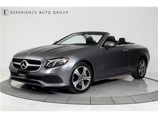 2018 Mercedes-Benz E-Class for sale in Fort Lauderdale, Florida 33308