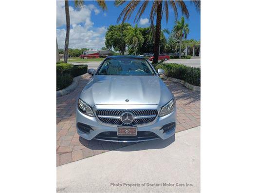 2019 Mercedes-Benz E-Class for sale in Deerfield Beach, Florida 33441
