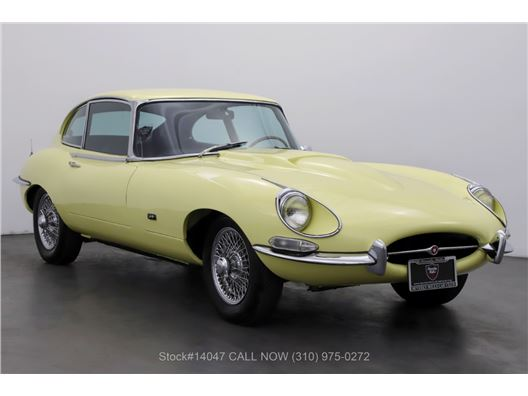 1968 Jaguar XKE 2+2 for sale in Los Angeles, California 90063