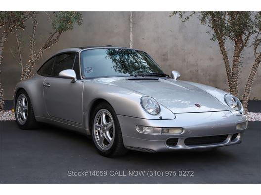 1998 Porsche 993 for sale in Los Angeles, California 90063