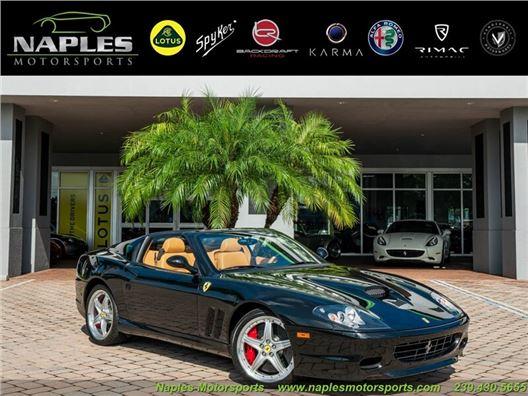 2005 Ferrari 575 SuperAmerica for sale in Naples, Florida 34104