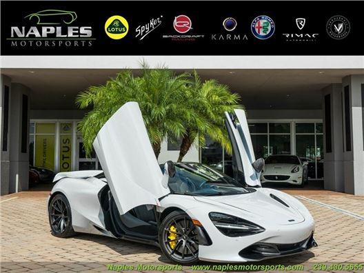 2020 McLaren 720S Spider for sale in Naples, Florida 34104