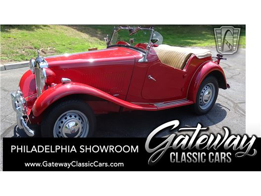 1952 MG TD for sale in West Deptford, New Jersey 8066