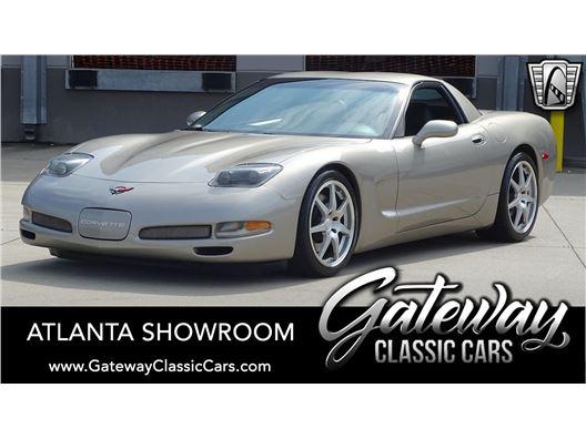 2000 Chevrolet Corvette for sale in Alpharetta, Georgia 30005