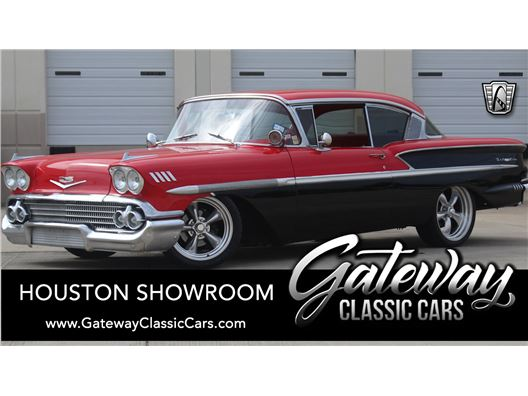 1958 Chevrolet Bel Air for sale in Houston, Texas 77090