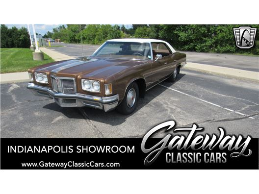 1972 Pontiac Catalina for sale in Indianapolis, Indiana 46268