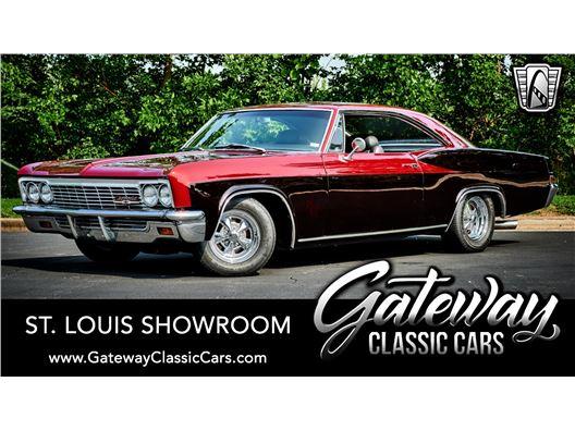 1966 Chevrolet Impala for sale in OFallon, Illinois 62269