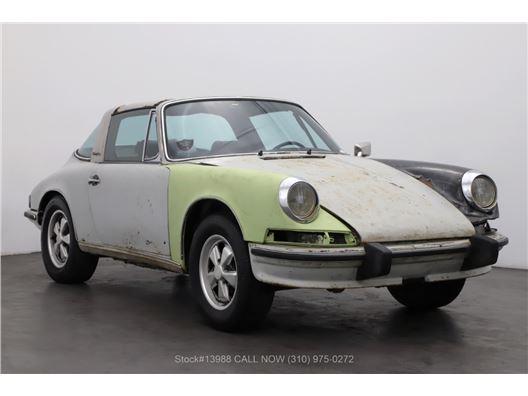 1973 Porsche 911E for sale in Los Angeles, California 90063