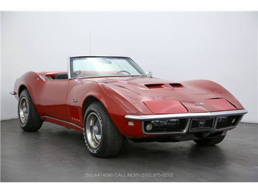 1968 Chevrolet Corvette for sale in Los Angeles, California 90063
