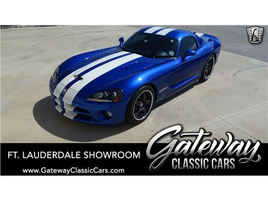 2006 Dodge Viper for sale in Coral Springs, Florida 33065