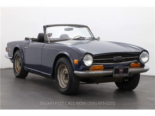 1972 Triumph TR6 for sale in Los Angeles, California 90063