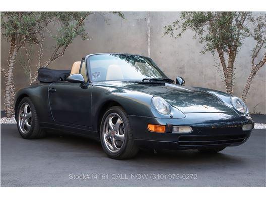 1996 Porsche 993 Carrera for sale in Los Angeles, California 90063