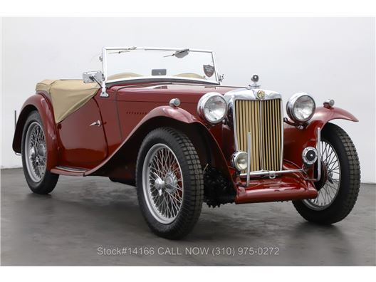 1949 MG TC for sale in Los Angeles, California 90063