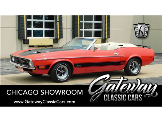 1971 Ford Mustang for sale in Crete, Illinois 60417