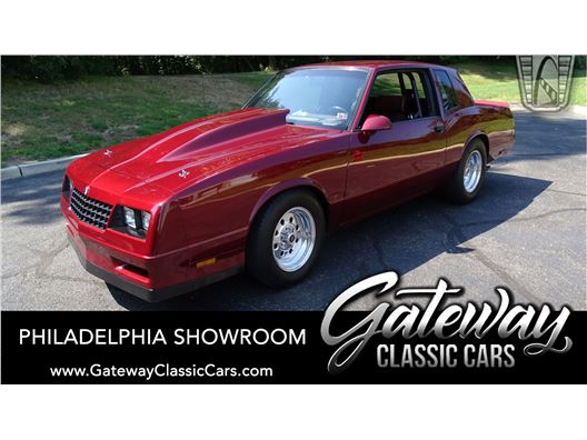 1987 Chevrolet Monte Carlo for sale in West Deptford, New Jersey 8066