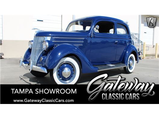 1936 Ford Tudor for sale in Ruskin, Florida 33570