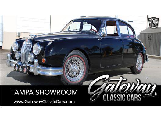 1962 Jaguar Mark II for sale in Ruskin, Florida 33570