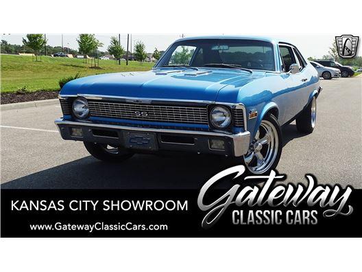 1970 Chevrolet Nova for sale in Olathe, Kansas 66061
