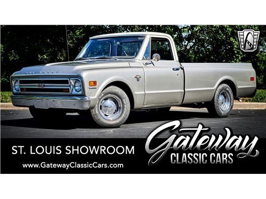 1968 Chevrolet C10 for sale in OFallon, Illinois 62269