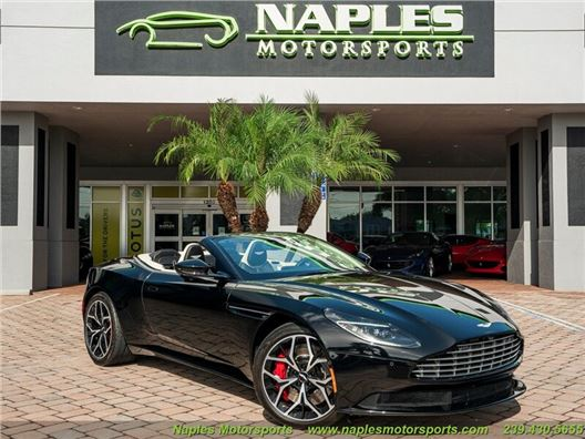 2019 Aston Martin DB11 Volante for sale in Naples, Florida 34104