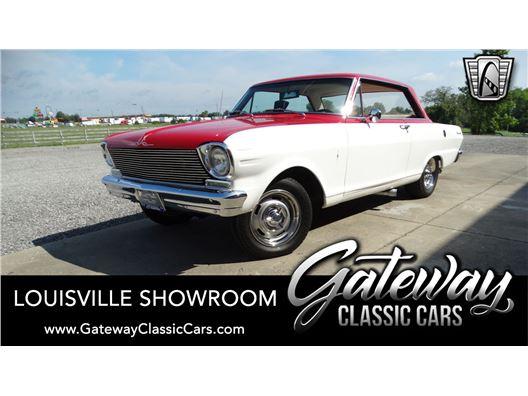 1962 Chevrolet Nova for sale in Memphis, Indiana 47143