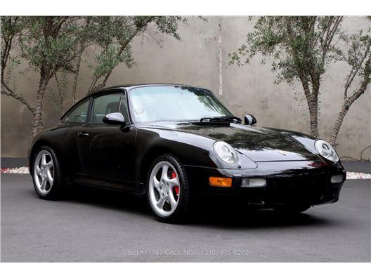 1998 Porsche 993 C4S for sale in Los Angeles, California 90063