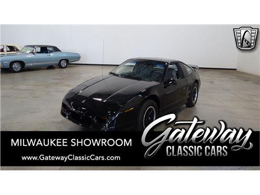 1988 Pontiac Fiero for sale in Kenosha, Wisconsin 53144
