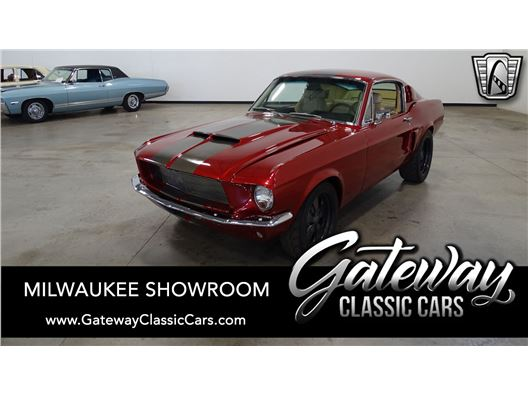 1968 Ford Mustang for sale in Kenosha, Wisconsin 53144