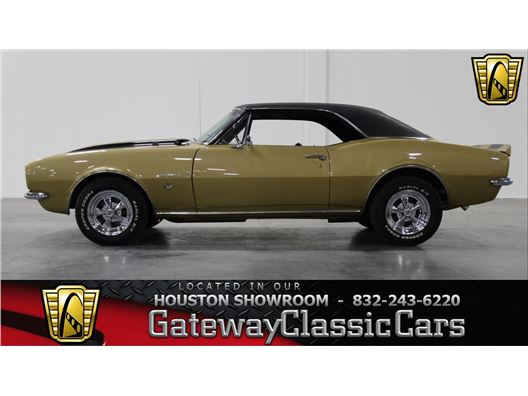 1967 Chevrolet Camaro for sale in Houston, Texas 77060
