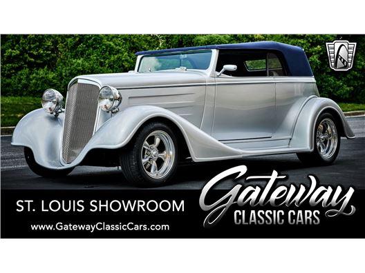 1934 Chevrolet Phaeton for sale in OFallon, Illinois 62269