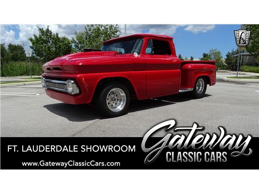 1966 Chevrolet C10 for sale in Coral Springs, Florida 33065