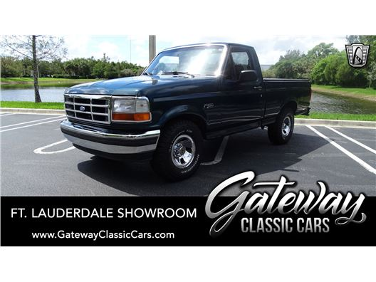 1995 Ford F150 for sale in Coral Springs, Florida 33065