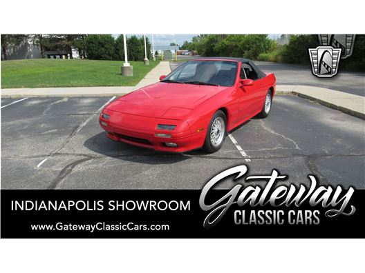 1991 Mazda RX7 for sale in Indianapolis, Indiana 46268