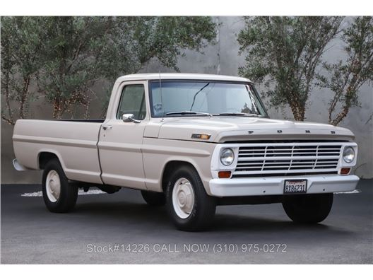 1968 Ford F250 for sale on GoCars.org